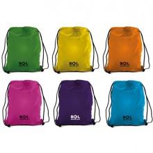 73992 - Sacchetto T-Bag In Nylon 38x50Cm Colori Assortiti -