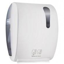 73995 - Dispenser Asciugamani Elettronico 875 Kompatto Advan Bianco Soft Touch -