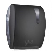 73996 - Dispenser Asciugamani Elettronico 875 Kompatto Advan Nero Soft Touch -
