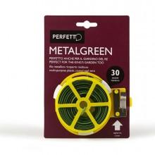 74486 - Filo In Metallo Ricoperto Multiuso Metalgreen 30Mt Perfetto -