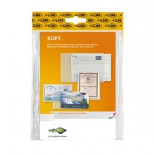 74706 - 10 Buste A Sacco Pp Soft 60x100mm Sei Rota -