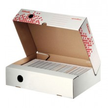 Scatola Archivio Speedbox 80 Apertura Totale - 35X25X8Cm Esselte 623910 - CONF.25