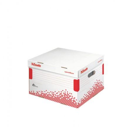 74730 - Scatola Container Speedbox Medium - 32,5X36,7X26,3Cm Esselte 623912 - CONF.15 -