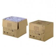 76505 - 50 Sacchi Carta Riciclabili Per Distruggidocumenti 80Lt (Auto+ 500x/M) - Rexel -