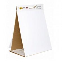 Blocco/Lavagna Autoportante 20fg Super Sticky 563De 58,4x50,8Cm Post-It