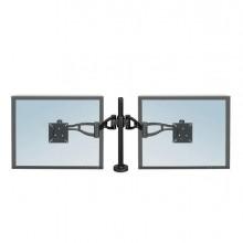 77591 - Braccio Porta Monitor Doppio Fellowes -