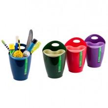 77644 - Bicchiere Portapenne 2In1 Mix 4 Colori 80291 Lebez 80291 - CONF.8 -