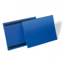 78144 - 50 Buste Identificazione Magnetiche 150x67mm Art.1742 Durable -