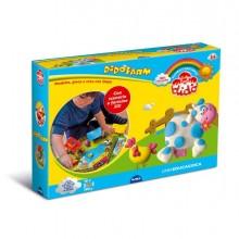 78161 - Dido' Farm 10 Salsiciotti, Formine E Scenario 3D -