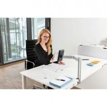 80234 - Supporto Tablet 7-13 Da Banco Con Braccio Tablet Holder Clamp Durable -