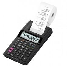 80344 - Calcolatrice Scrivente 12 Cifre Hr-8Rce Nero Casio -