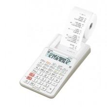 80345 - Calcolatrice Scrivente 12 Cifre Hr-8Rce Bianco Casio -