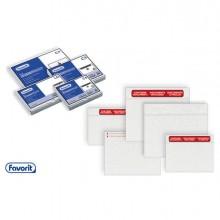 80435 - 1000 Buste Adesive Speedy Doc C5 230x165mm Con Stampa Contiene Documenti -