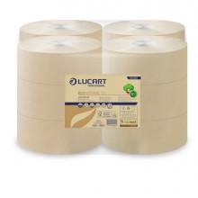 82486 - Carta igienica MINI Jumbo diam.18cm - 150mt EcoNatural Lucart - CONF.12 -