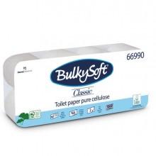 Pacco 10 Rotoli Carta Igienica 160 Strappi Classic Bulkysoft