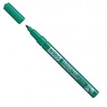 Marcatore N50 Slim Verde Punta Tonda 3,18mm Pentel