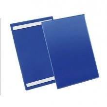 83502 - 50 Buste Identificazione Con Bande Adesive 210x297mm (A5-Vert) 1797 Durable -
