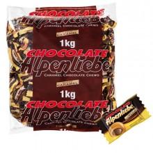 84656 - Caramelle Alpenlibe Chocolate Busta 1Kg -