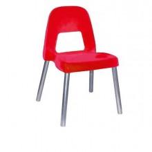 Sedia Per Bambini Piuma H31Cm Rosso Cwr