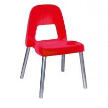 Sedia Per Bambini Piuma H35Cm Rosso Cwr