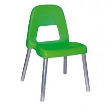 Sedia Per Bambini Piuma H35Cm Verde Cwr