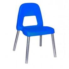 Sedia Per Bambini Piuma H35Cm Blu Cwr