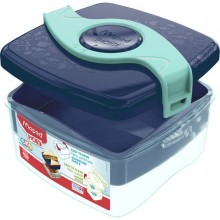 86048 - Lunch Box Picnik Easy 1,4L Azzurro/Blu Maped -