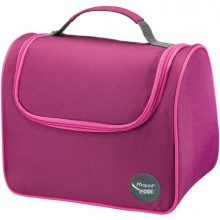86051 - Lunch Bag Picnik Easy Viola/Fuxia Maped -