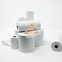 86523 - Blister 10 rotoli carta termica neutra 55gr BPA free 80mm x 80mt diam.77mm -