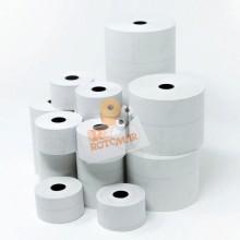 86536 - Blister 10 rotoli RC carta termica BPA free FSC 55gr 57,5mm x 60mt diam.68mm -