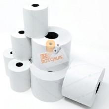 "86544 - Blister 10 rotoli bilancia carta termica BPA free ""NVCSF"" 62,5mm x 30mt diam.50mm -"