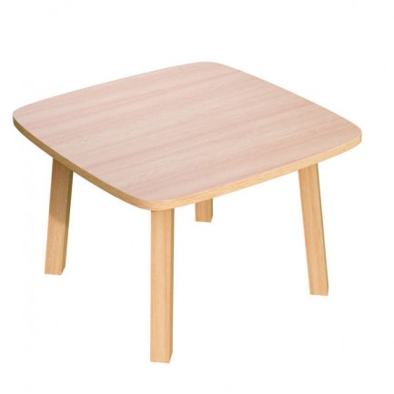 86703 - Tavolino Attesa Woody Faggio Paperflow -