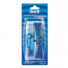 Trousse Da Viaggio Oralb (Spazzolino + 2 Dentifrici 15Ml)