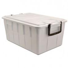 86753 - Contenitore Con Coperchio 40Lt Bianco Foodbox -