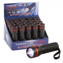 87040 - Torcia A Led 1W In Alluminio -