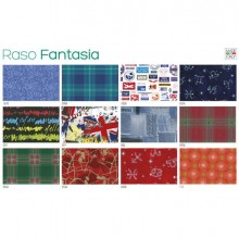 88310 - Scatola 100fg carta regalo Raso Fantasia 70X100cm SADOCH -