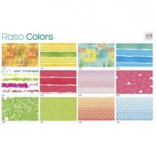 88311 - Scatola 100fg carta regalo Raso Colors 70X100cm SADOCH -