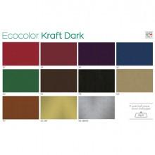 88314 - Scatola 100fg carta regalo Kraft Dark 70X100cm SADOCH -