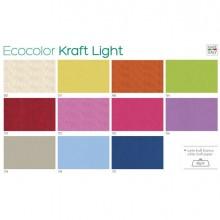 88315 - Scatola 100fg carta regalo Kraft Light 70X100cm SADOCH -
