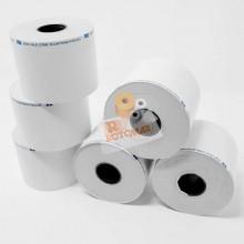 88415 - Rotolo bilancia in carta termica adesiva BPA free 62,5mm x 38mt foro 25mm - CONF.4 -