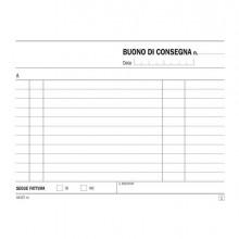 88641 - Blocco buoni di consegna 50/50copie autor. 11.5x16.5cm 161570000 FLEX - CONF.40 pz -