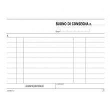 88642 - Blocco buoni di consegna 33/33/33copie autor. 11.5x16.5cm 161583300 FLEX - CONF.20 pz -