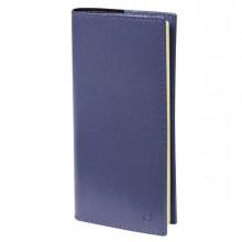 89086 - Agenda Planing Italnotes S spiralato 8 8X17cm Soho blu ardesia 2021 Quo Vadis -