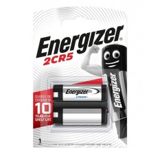 89504 - Blister 1 pila 2CR5 Photo Lithium - Energizer Specialistiche -