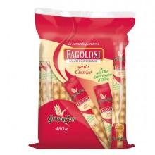 89682 - Grissini Fagolosi gusto classico multipack 480gr -