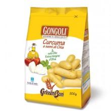 89689 - Gongoli gusto curcuma e semi di chia multipack 1.500gr -