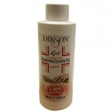90392 - DIKSON Gel igienizzante mani 100ml +60% alcool (massimo vendibile per ordine: 96pz) -