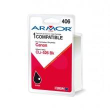 ARMCLI526BK - Cartuccia Nera Per Canonpixma Ip4850, Mg5150, Mg5250, Mg6150, Mg8150 10Ml -