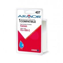 ARMCLI526C - Cartuccia Ciano Per Canonpixma Ip4850, Mg5150, Mg5250, Mg6150, Mg8150 -
