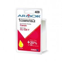 ARMCLI526Y - Cartuccia Giallo Per Canon Pixma Ip4850 Mg5150 Mg5250 Mg6150 Mg8150 -